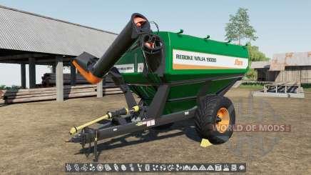 Stara Reboke Ninja 19000 multifruit für Farming Simulator 2017