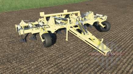 Agrisem Cultiplow Platinum with plow function für Farming Simulator 2017
