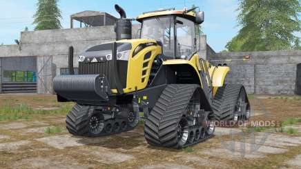 Challenger MT900E-series with caterpillars pour Farming Simulator 2017