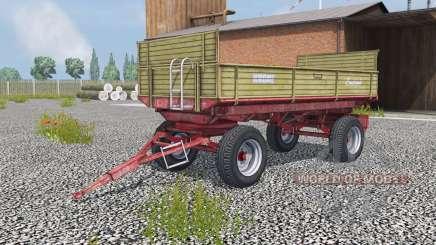 Krone Emsland all the fruits für Farming Simulator 2013