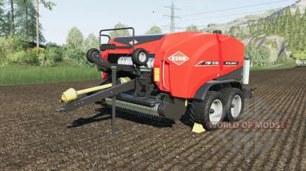 Kuhn FBP 3135 working speed 30 km-h pour Farming Simulator 2017