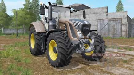 Fendt 900 Vario with full color selection für Farming Simulator 2017