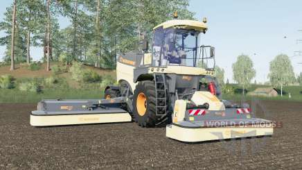 Krone BiG M 450 added colour choice pour Farming Simulator 2017