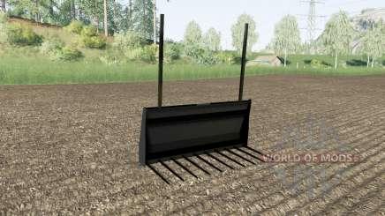 Bale fork Stoll für Farming Simulator 2017