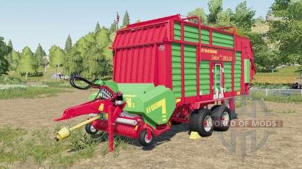 Strautmann Zelon CFS DO für Farming Simulator 2017