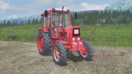 MTZ-82 Belarus animierte Teile für Farming Simulator 2013