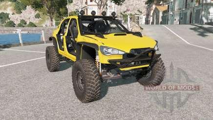Hirochi Sunburst Rock Crawler v0.1.2 für BeamNG Drive