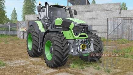 Deutz-Fahr 9290〡9310〡9340 TTV Agrotron für Farming Simulator 2017