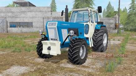 Fortschritt ZT 403 star command blue pour Farming Simulator 2017