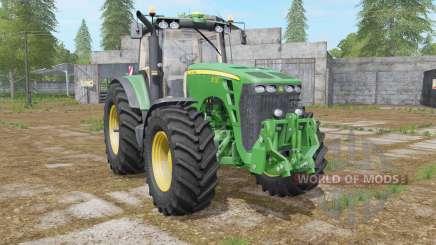 John Deere 8130〡8230〡8330〡8430〡8530 pour Farming Simulator 2017