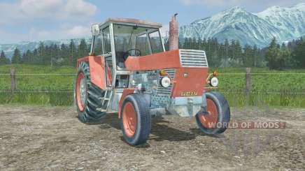 Zetor 12011 pour Farming Simulator 2013