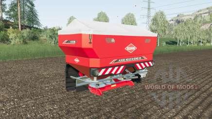 Kuhn Axis 40.2 M-EMC-W has markers für Farming Simulator 2017