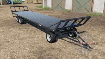 Fliegl DPW 180 black für Farming Simulator 2017