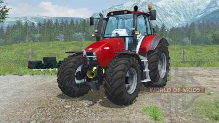 Hurlimann XL 130 in rot pour Farming Simulator 2013