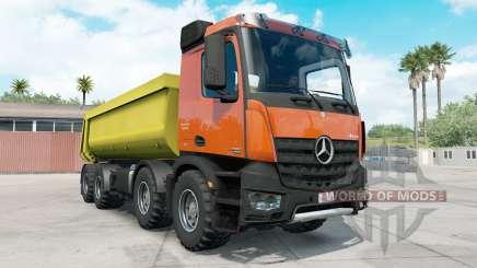 Mercedes-Benz Arocs Tipper für American Truck Simulator