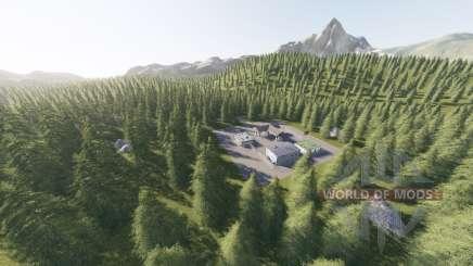 Boulder Canyon für Farming Simulator 2017