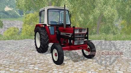 International 744 pour Farming Simulator 2015
