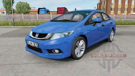 Honda Civic (FB) 2014 für Euro Truck Simulator 2