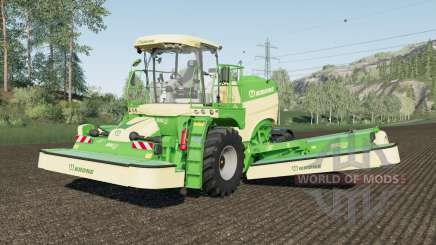 Krone BiG M 450 hill climbing is easier pour Farming Simulator 2017