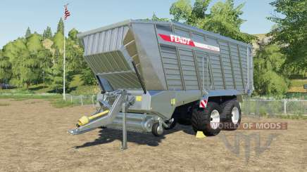 Fendt Tigo XR 75 D metallic für Farming Simulator 2017