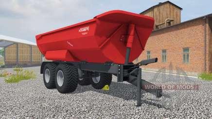 Krampe HP 20 für Farming Simulator 2013