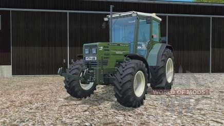 Hurlimann H-488 Turbo vier Konfigurationen pour Farming Simulator 2015