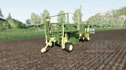 Damcon PL-75 faster planting speed für Farming Simulator 2017