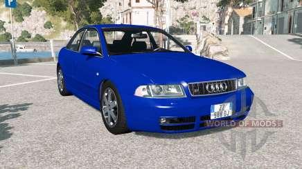 Audi S4 (B5) 2002 pour BeamNG Drive