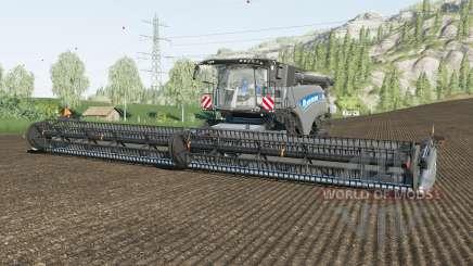 New Holland CR10.90 capacity increased pour Farming Simulator 2017