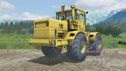 Kirovets K-701 MoreRealistic für Farming Simulator 2013