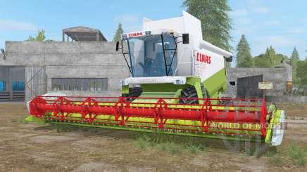 Claas Lexion 480 straw chopper animated für Farming Simulator 2017