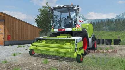 Claas Jaguar 980 interactive control pour Farming Simulator 2013