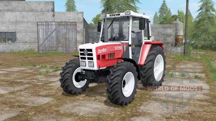 Steyr 8090A Turbo für Farming Simulator 2017