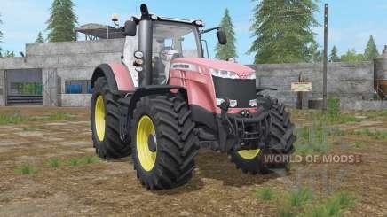 Massey Ferguson 8700 400000 hp für Farming Simulator 2017