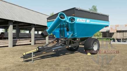 Kinze 1051 all fruit für Farming Simulator 2017