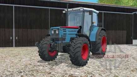 Eicher 2090 Turbo with FL console für Farming Simulator 2015