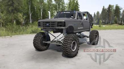 Ford F-350 Crew Cab 1992 Truggy pour MudRunner