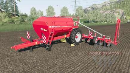 Horsch Maestro 12.75 SW working speed 17 km-h pour Farming Simulator 2017
