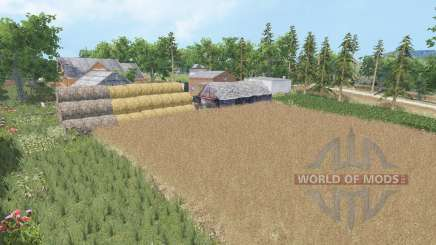 Radzany v2.1 für Farming Simulator 2015