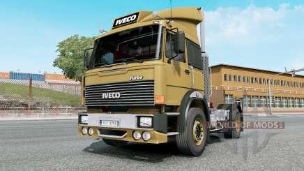 Iveco-Fiat 190-38 Turbo Special aztec gold pour Euro Truck Simulator 2