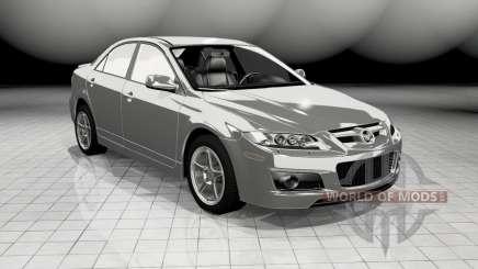 Mazda6 MPS (GG) 2005 pour BeamNG Drive