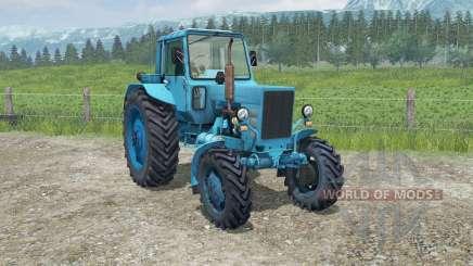 MTZ-52 Biélorussie bleu pour Farming Simulator 2013