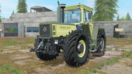Mercedes-Benz Trac 1800 Intercooler artichoke für Farming Simulator 2017
