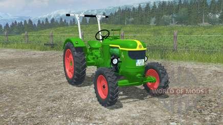 Deutz D 40S 4WD für Farming Simulator 2013
