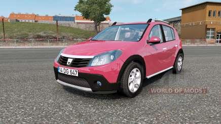 Dacia Sandero 2008 pour Euro Truck Simulator 2