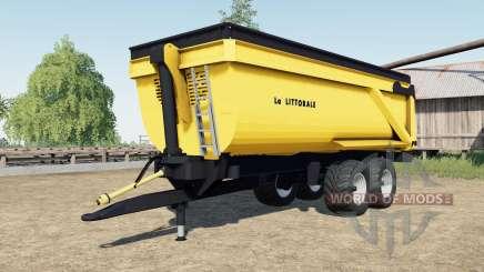 La Littorale C 240 pour Farming Simulator 2017