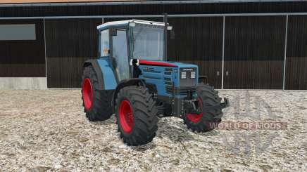 Eicher 2090 Turbo eastern blue pour Farming Simulator 2015