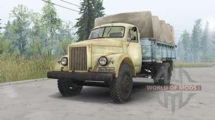 GAZ-51 für Spin Tires