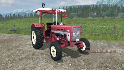 McCormick International 323 paradise pink für Farming Simulator 2013