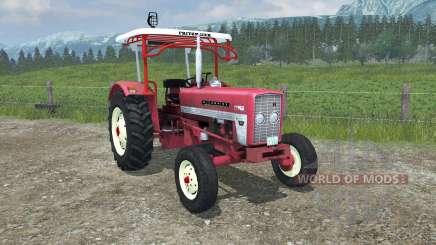 McCormick International 323 paradise pink pour Farming Simulator 2013